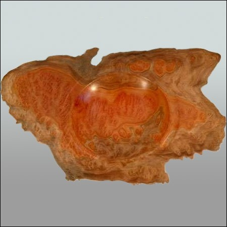 Coolibah Burr Bowl