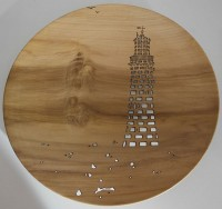 Lighthouse Platter
